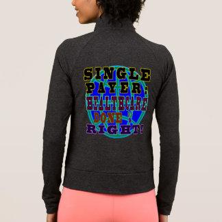 Single payer healthcare jacket