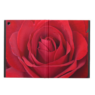 Single red rose ipad air case