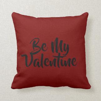 Single Rose Romantic Pillow