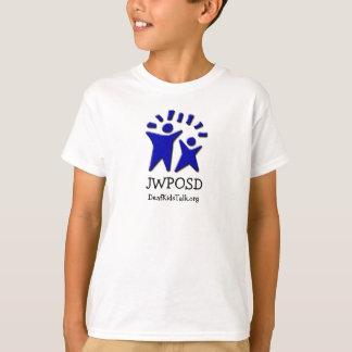 Single Sided Logo and Website Shirt