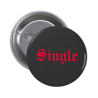 Single stock exchange 6 cm round badge