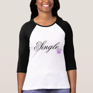Single... T-shirt