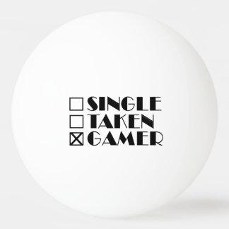 Single Taken or Gamer