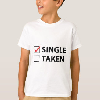 Single Taken T-Shirt