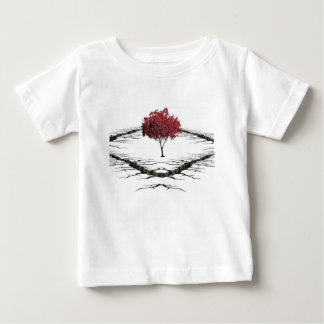 Single tree isolated from nature sad baby T-Shirt