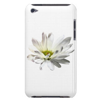 Single White Daisy iPod Touch Cover