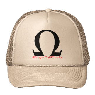 #SingleCoilChucks Truckers Hat