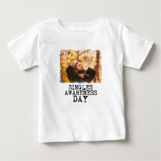 Singles Awareness Day - Fifteenth February Baby T-Shirt
