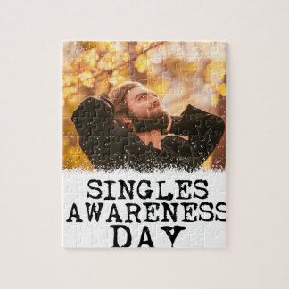 Singles Awareness Day - Fifteenth February Jigsaw Puzzle