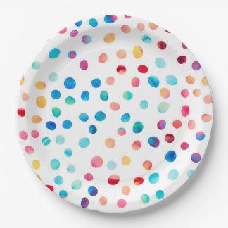 Singularity Paper Plate