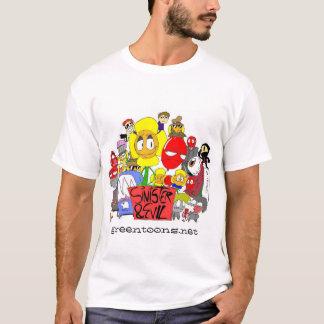 Sinister & Evil Group Shot T-Shirt