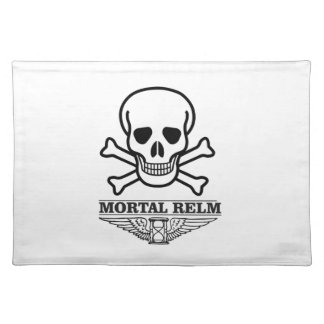 sinister mortal relm placemat
