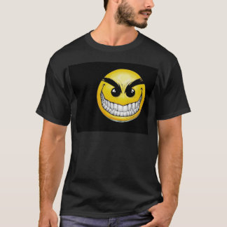 Sinister Smiley T-Shirt