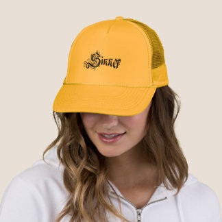 SINNER I trucker hat | m3galleryStudio