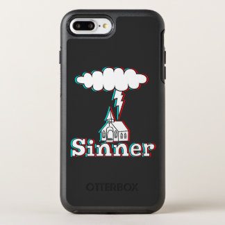 Sinner Illustration OtterBox Symmetry iPhone 8 Plus/7 Plus Case