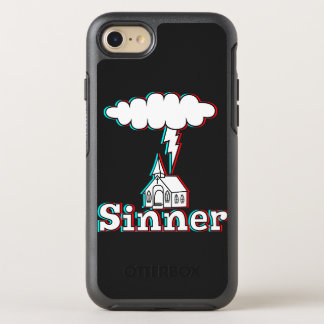 Sinner OtterBox Symmetry iPhone 8/7 Case