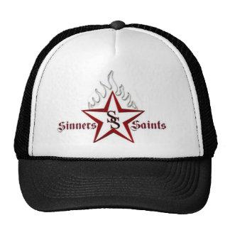 Sinners Saints Trucker Hat