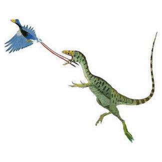 Sinosauropteryx Dinosaur Photo Sculpture Greg Paul