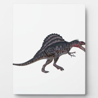 Sinosaurus Side View Photo Plaques
