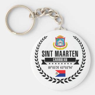 Sint Maarten Key Ring