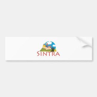 Sintra Bumper Sticker
