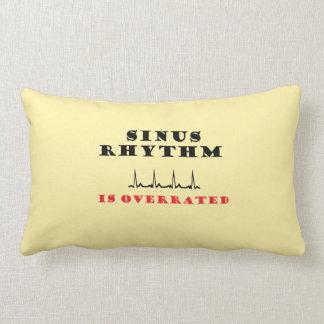 Sinus Rhythm is Overrated Lumbar Cushion