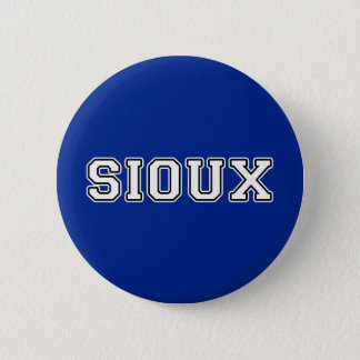Sioux 6 Cm Round Badge