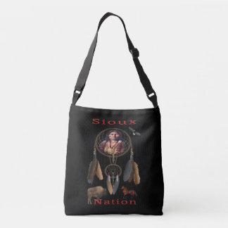 sioux antion phones crossbody bag