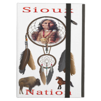 sioux antion phones iPad air covers