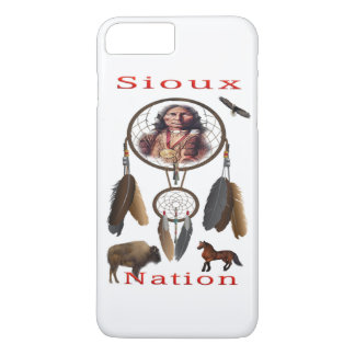 sioux antion phones iPhone 8 plus/7 plus case