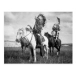 Sioux Chiefs, 1905 Post Cards