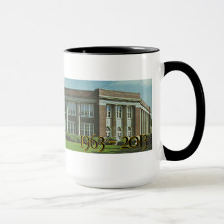 Sioux City East 1963 - 2013 Coffee Mug