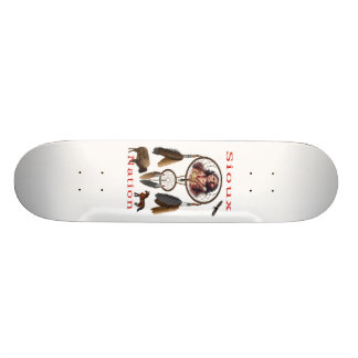 Sioux Nation mercnandise Skateboard Deck