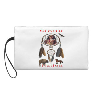 Sioux Nation mercnandise Wristlet