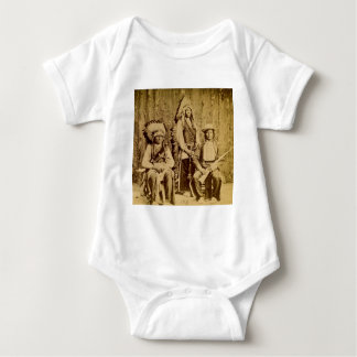 Sioux War Council Vintage Stereoview T Shirts