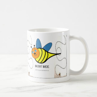 Sip and Plan Coffee Cup Busy Bee