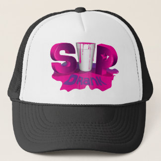 Sip Drank Trucker Hat