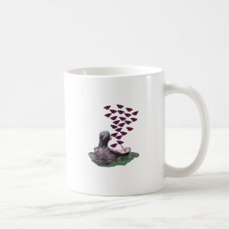 Sipping on Sunshine Coffee Mug