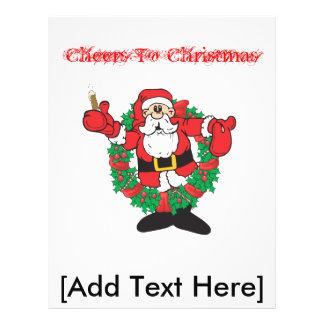 Sipping Santa Flyer
