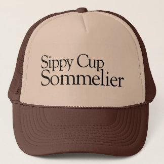 Sippy Cup Sommelier Trucker Hat