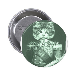Sir Cat Whiskers Buttons