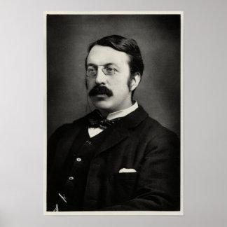 Sir Charles Villiers Stanford Print