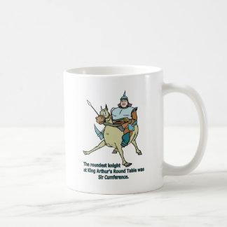 Sir Cumference Coffee Mug