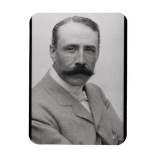 Sir Edward Elgar (1857-1934) (photo) Magnet