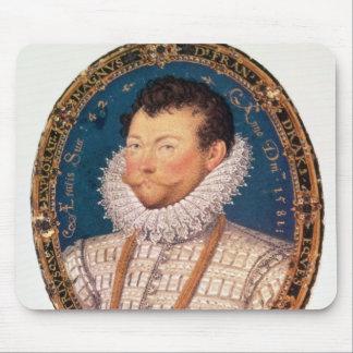 Sir Francis Drake, 1581 Mouse Pad