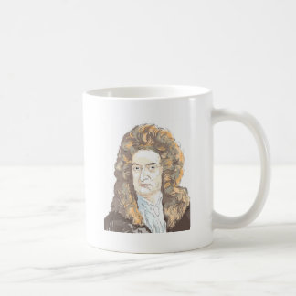 Sir Isaac Newton Coffee Mug