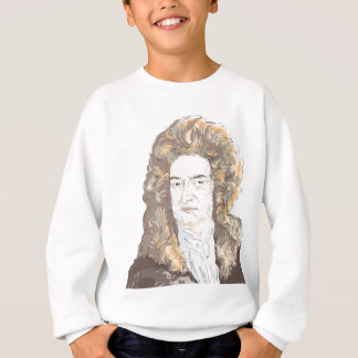 Sir Isaac Newton Sweatshirt