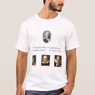 Sir Isaac Newton T-Shirt