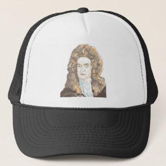Sir Isaac Newton Trucker Hat