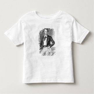 Sir James Brooke  Rajah of Sarawak, 1847 Toddler T-Shirt